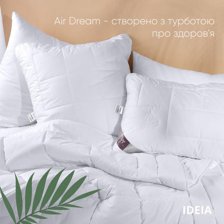 Ковдра євро ІДЕЯ Air Dream Premium 200х220 (силікон/перкаль)