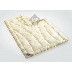 Ковдра полуторна ІДЕЯ Wool Classic 140х210 (шерстепон/мікрофібра)