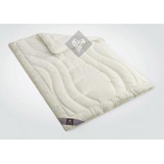 Ковдра полуторна ІДЕЯ Wool Premium 140х210 (вовна/перкаль)