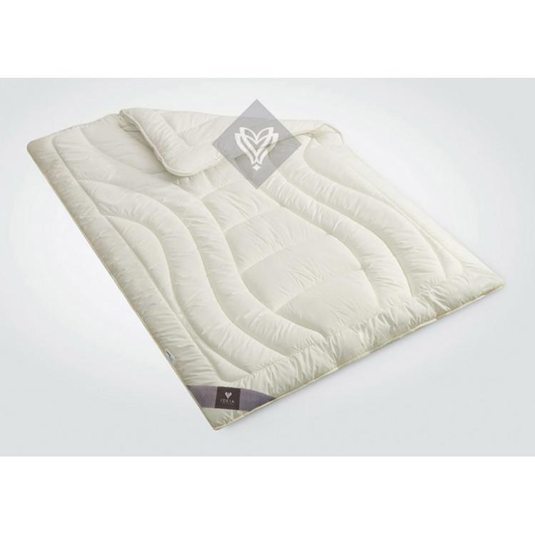 Ковдра євро ІДЕЯ Wool Premium 200х220 (вовна/перкаль)