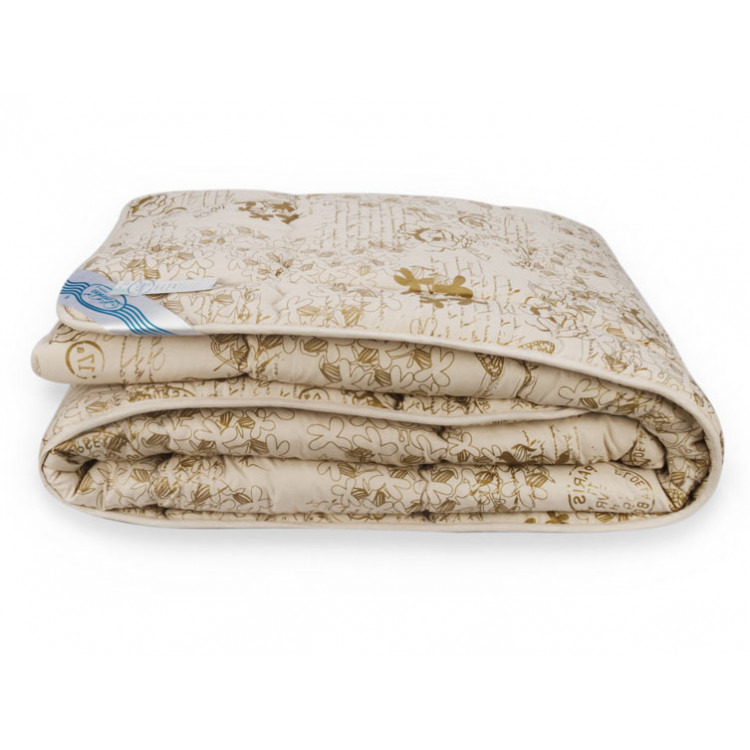 Ковдра Leleka-Textile Аляска 200х220 (овеча вовна/бязь)