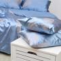 Комплект постільної білизни Вілюта Tiare 2101 сатин жакард сімейний