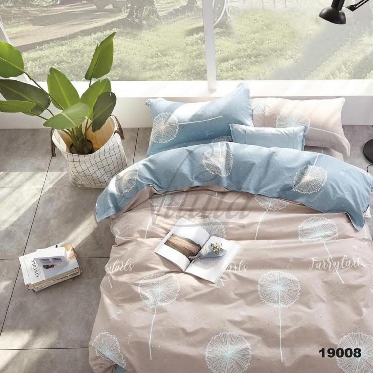 Комплект постільної білизни Вілюта ранфорс 19008 двоспальний