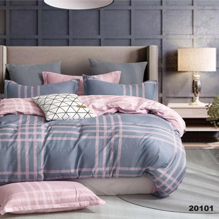 Комплект постільної білизни Вілюта ранфорс 20101 двоспальний