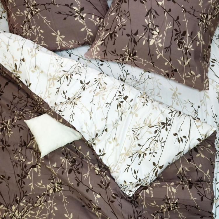 Комплект постільної білизни Вілюта ранфорс 19016 сімейний