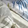 Комплект постільної білизни Вілюта ранфорс 20107 полуторний