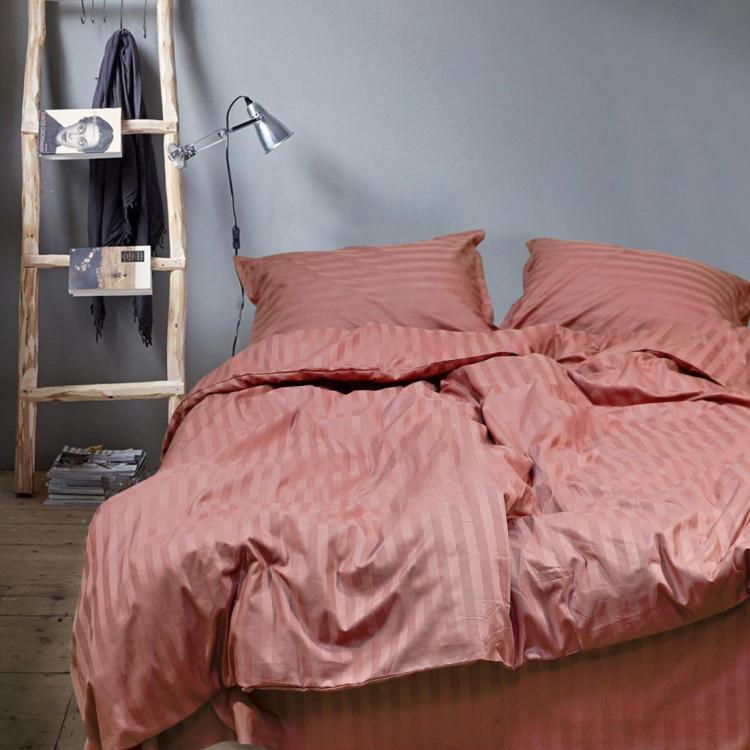 Комплект постільної білизни Вілюта Tiare сатин страйп 66 двоспальний