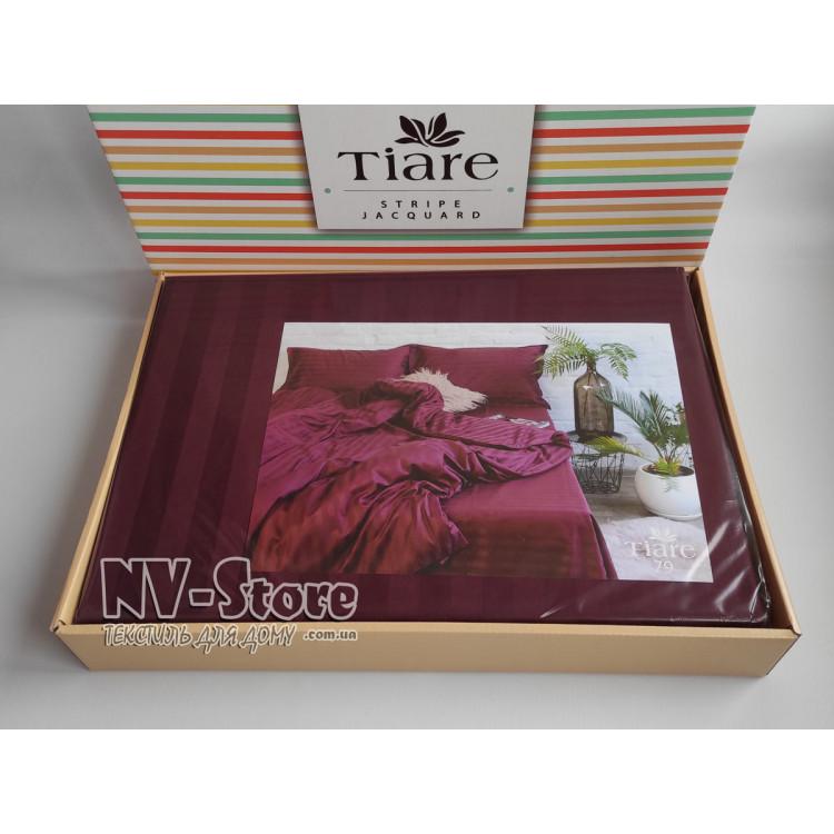 Комплект постільної білизни Вілюта Tiare сатин страйп 79 євро