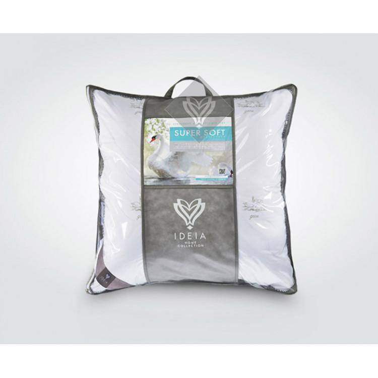 Подушка ІДЕЯ Super Soft Classic 70x70 см (силіконізоване поліефірне мікроволокно/мікрофібра)