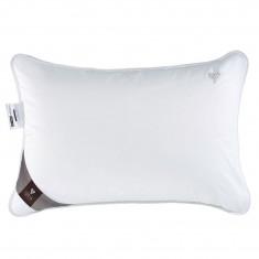 Подушка ІДЕЯ Super Soft Premium 50x70 см (силікон/перкаль)