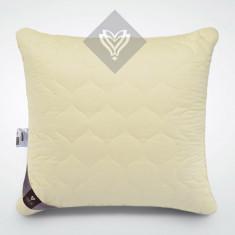 Подушка ІДЕЯ Wool Premium 70x70 см (вовна/перкаль)