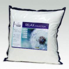 Подушка Viluta Relax 70x70 см (силікон/мікрофібра)