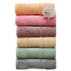 Набір рушників Gursan Cotton Points 50x90 см (6 шт.)